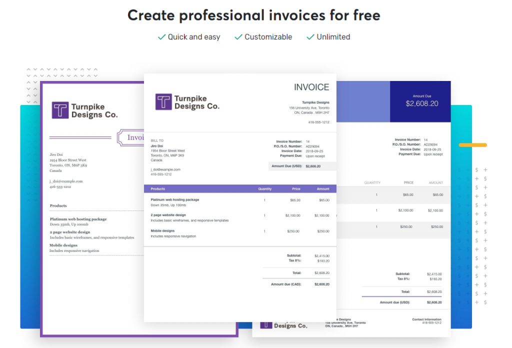 invoice-generation-cleaning-leads-pro